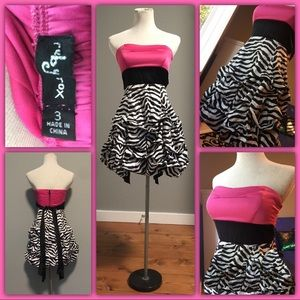 Ruby Rox Party/Prom Dress